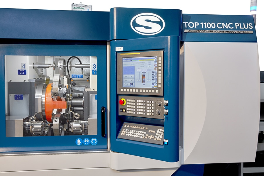 Sinico Manufactory macchine Top 1100 CNC PLUS