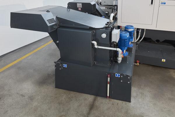 Sinico Manufactury visuale macchine utensili