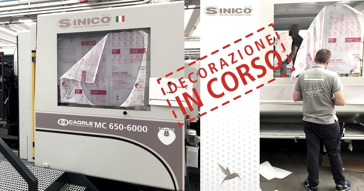 Новое оснащение Caorle MC 650/6000