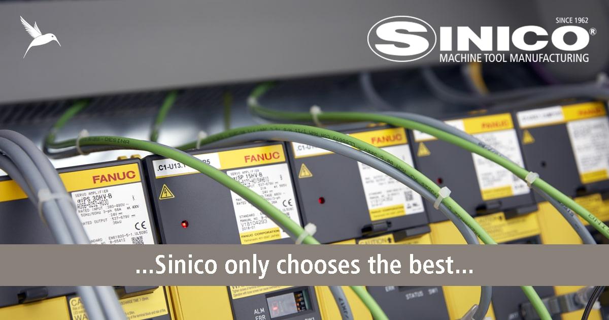 Sinico entscheidet sich für FANUC