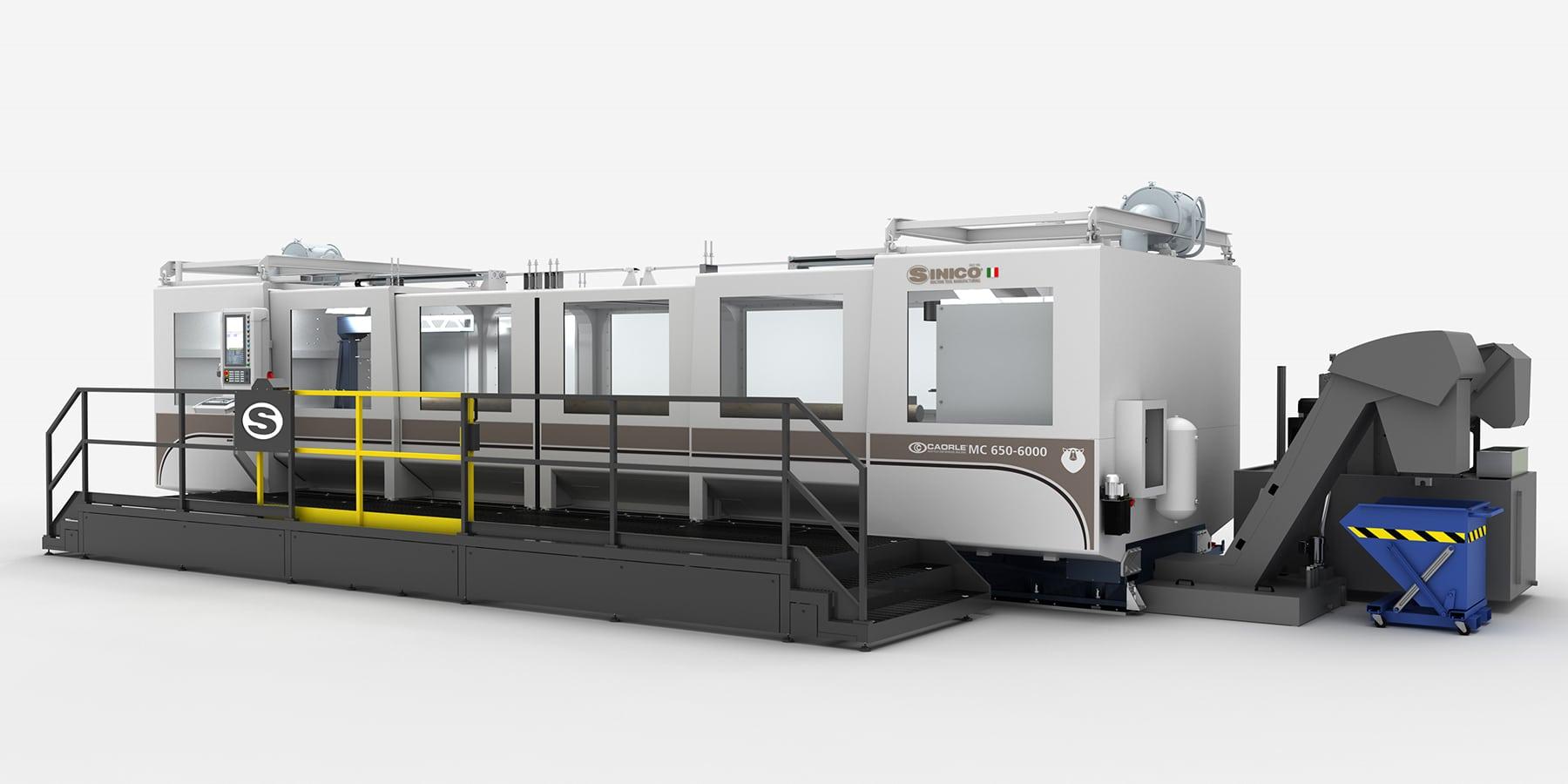 sinico manufacturing macchinari