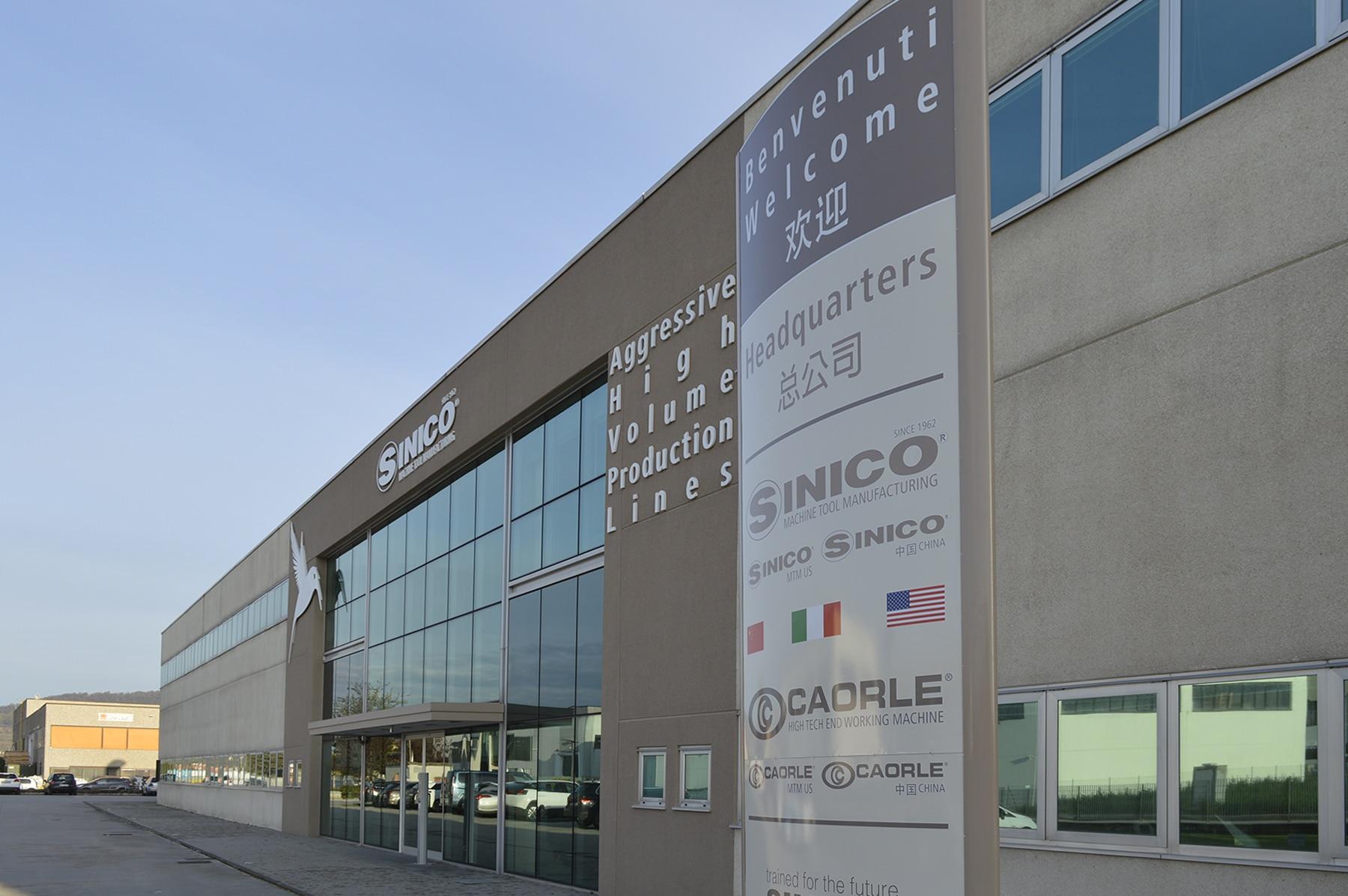 sinico manufacturing headquarters