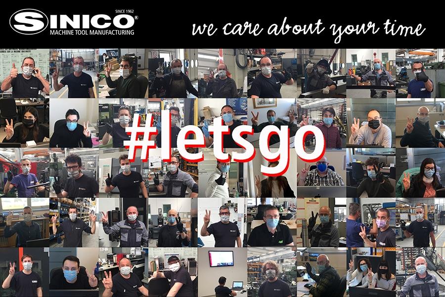 #letsgo
