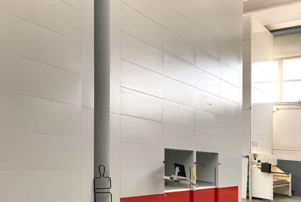 Innovazione in Sinico con l'ingresso di nuovi magazzini automatici