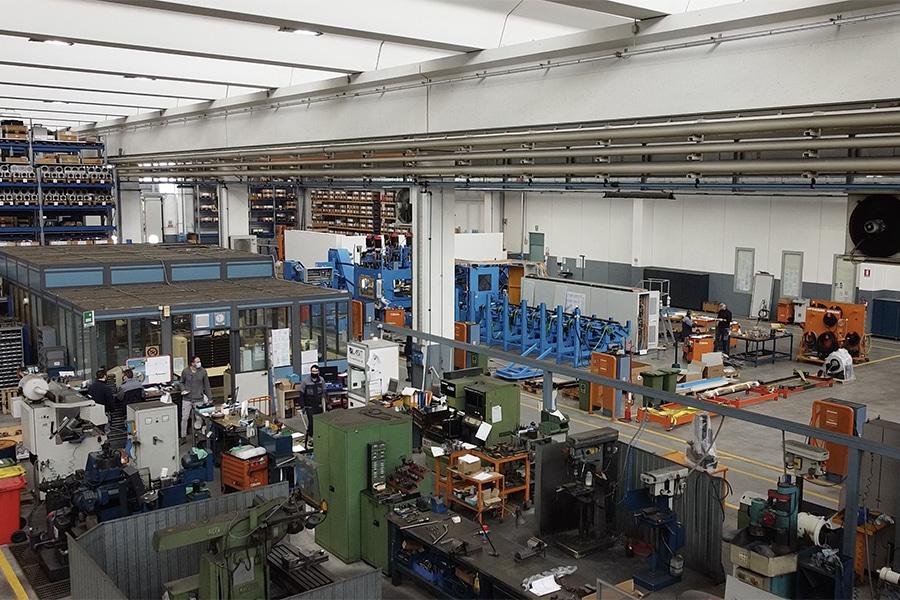 sinico manufacturing azienda