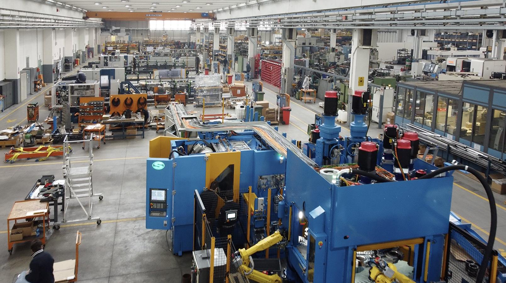 sinico manufacturing produzione