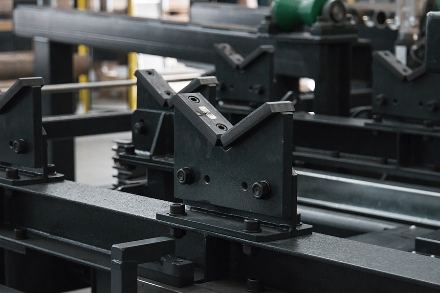 sinico manufacturing macchina